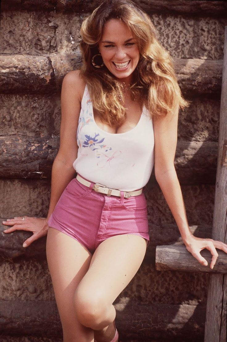 Catherine Bach - Daisy Duke - early 80s