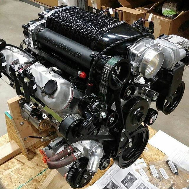 Ls1 With Heads And Cam Hp: Want... @mastmotorsports LS7427 800HP