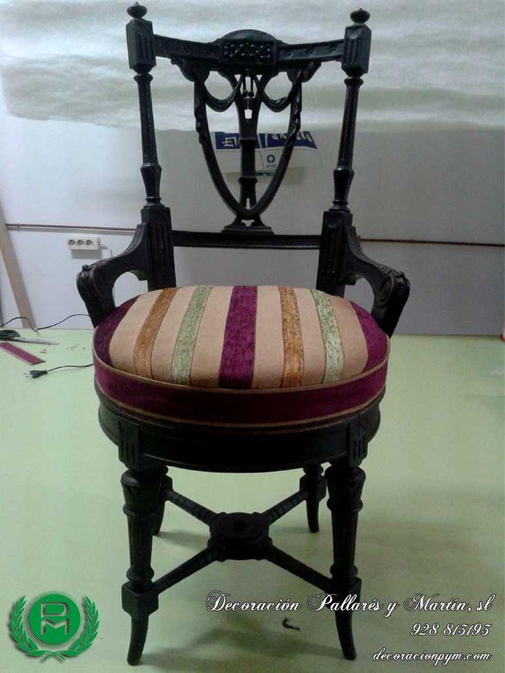 M s de 25 ideas incre bles sobre sillas antiguas en for Reparacion de muebles antiguos