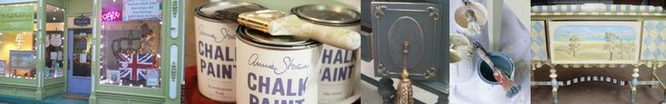 Tips on Annie Sloan paint