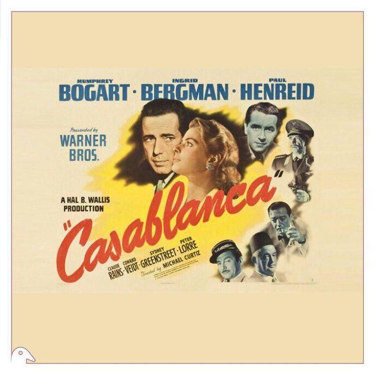 """- سینما پردیس قلهک- سینماتک: مجموعه ای سازمان یافته از فیلم های فاخر سینمای جهان که همه روزه در سینما پردیس قلهک به نمایش در می آید.- نمایش فیلم سینمایی """"Casablanca"""" """""""" """"کازابلانکا"""" - ساخته ی """"مایکل کرتیز""""- با بازی """"همفری بوگارت"""" و """"اینگرید برگمن""""- ریک بلین که در کازابلانکا صاحب یک نایت کلاب است می فهمد که عشق قدیمی اش ایلسا با شوهرش در شهر است. آلمان ها به دنبال شوهر ایلسا هستند و ایلسا می خواهد از ریک کمک بگیرد. اما آیا او کمکش می کند- مایکل کرتیز برای این فیلم جایزه ی اسکار بهترین…"""