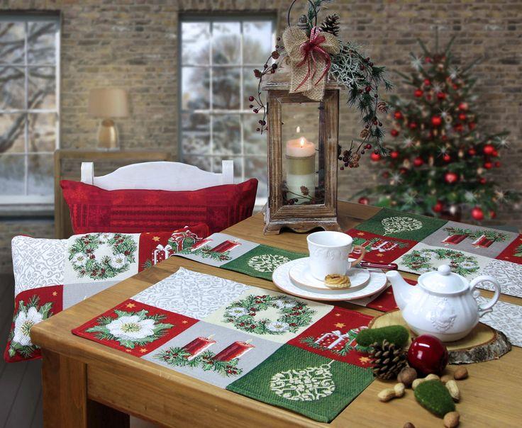 122 besten weihnachtsdeko bilder auf pinterest php tischdeko weihnachten und tischdekoration. Black Bedroom Furniture Sets. Home Design Ideas