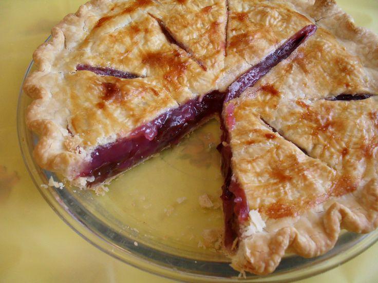 Fahéjas szilvás pite, az egyik legfincsibb gyümölcsös pite, olcsó és gyors recept! :)