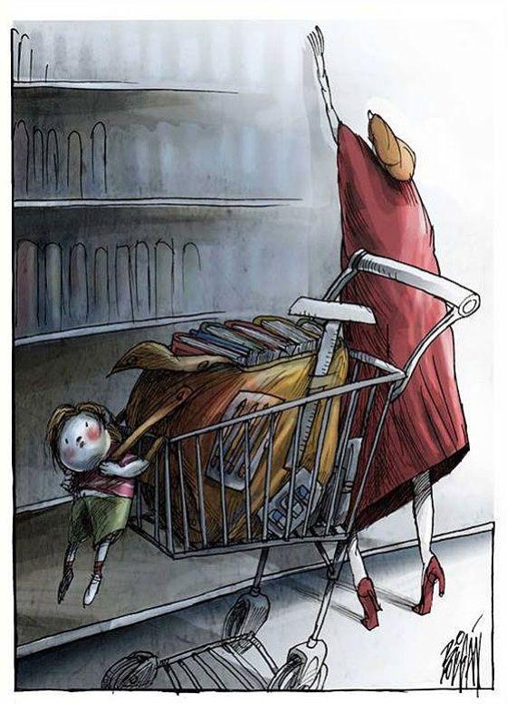 Angel Boligan-Mexico/Best Cartoon/2013