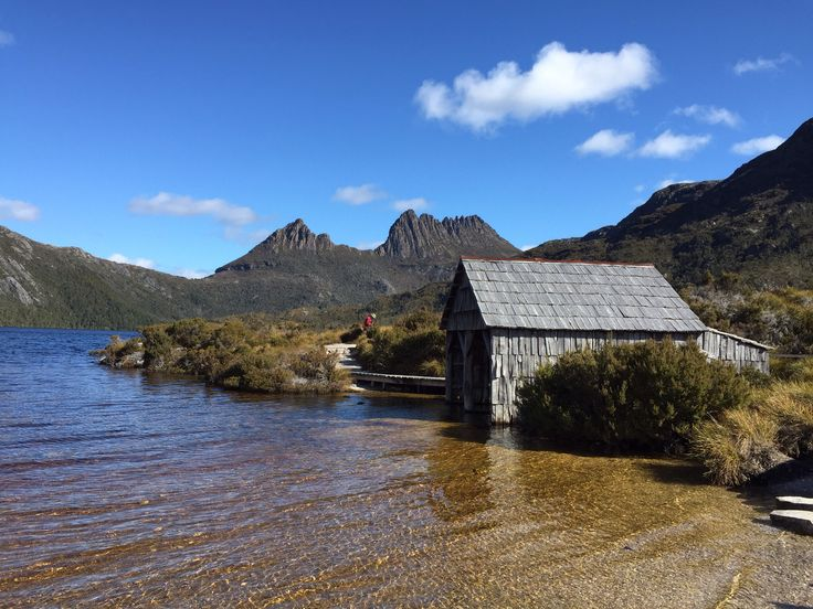 Boathouse Cradle Mountain