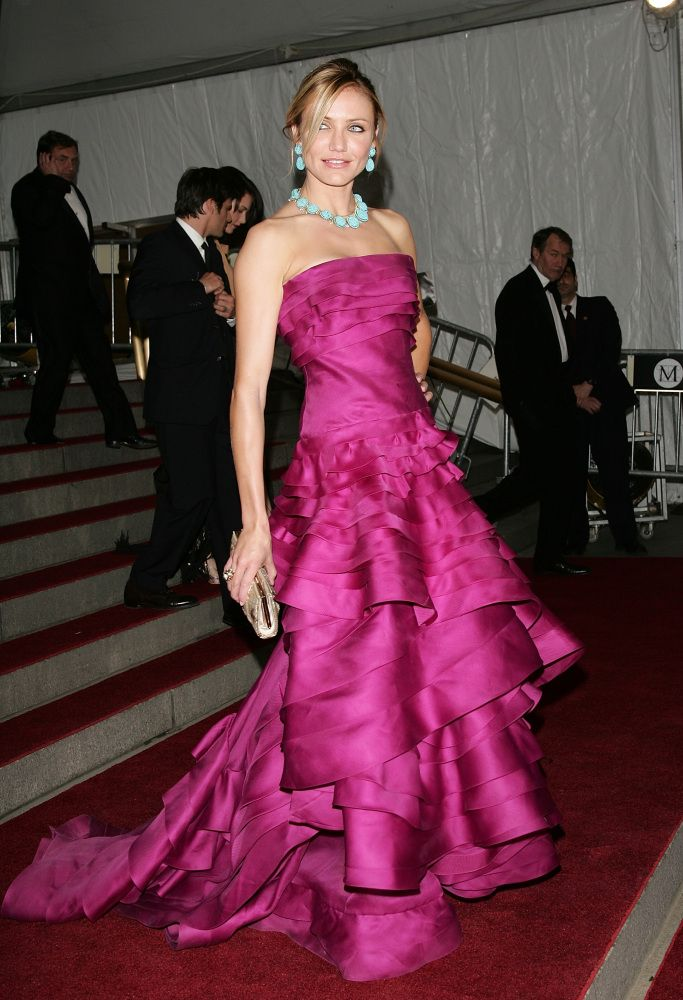 Met Costume Institute Gala: A Look Back At The Most Memorable Outfits (PHOTOS) Cameron Diaz, 2007