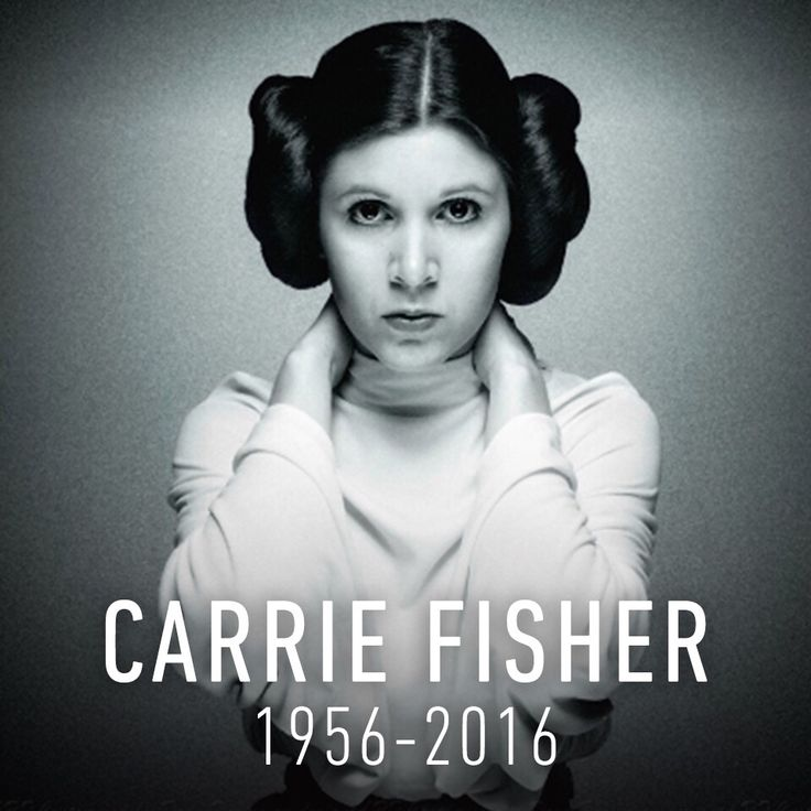 "Star Wars - ""Carrie holds such a special place in the hearts..."