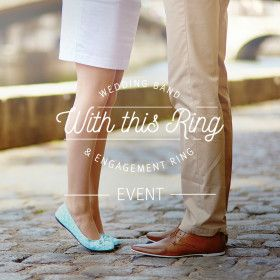Mark your calendars for the BC Clark 'With This Ring' event featuring thousands of rings and many designers + lowest prices of the year - BC Clark Penn Square Store - Sept. 30