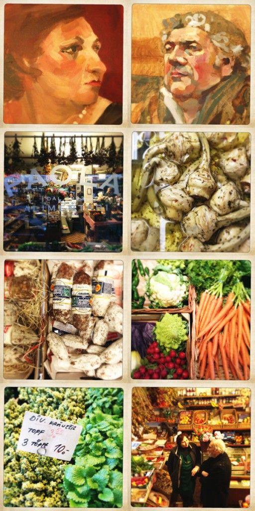 PAOLA ALIMENTARI (Seit 1993 verkaufen Paola und ihr Mann Umur in der Ottenser Hauptstrasse . Frisches Gemüse und Obst aus der Region, oder aber auch aus Italien und Frankreich. Der Schwerpunkt liegt allerdings auf italienischen Produkten. Antipasti, Salsiccia, Pasta, Wein, Olivenöl und so weiter und so weiter. Die Mortadella ist ne Wucht, Der Ricotta ein zartschmelzender Traum und die eingelegten Tomaten nicht zu toppen! / Ottenser Hauptstraße 59)