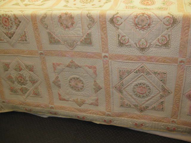 Jenny Haskins Quilts | news!! Pat just called with the exciting information that her quilt ...
