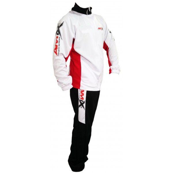 Univerzální sportovní souprava Amix™Sportovní souprava v moderním a barevném designu s logy Amix™ Nutrition. Je vhodná na nošení při sportu, ale také pro volný čas.