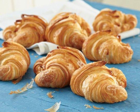 Croissant tipo frances