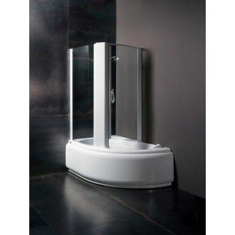 Oltre 25 fantastiche idee su vasca da bagno doccia su pinterest bagno con tenda piccola vasca - Da doccia a vasca da bagno ...