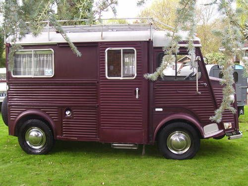 Citroen Hy Camper Van Sold Superbly Ed Out In Lovely Solid Owned For Many Years By Previous Owne