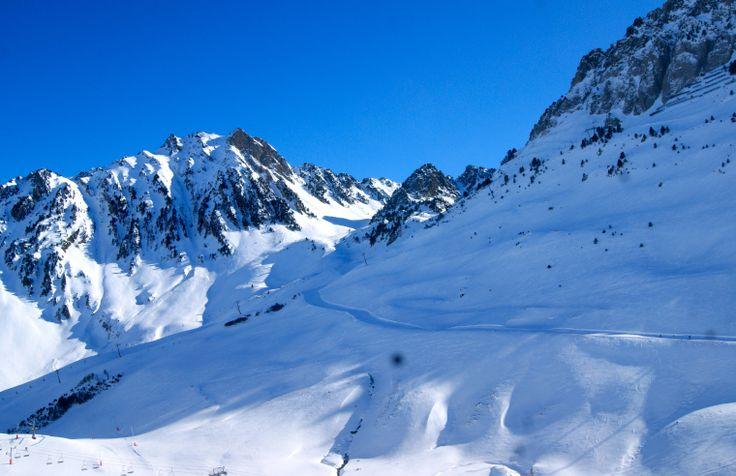 #LaMongie #Montagne #Mountain #Bergen #Pyrénées #Occitanie #Tourisme #Neige #Snow #Schnee #HautesPyrénées