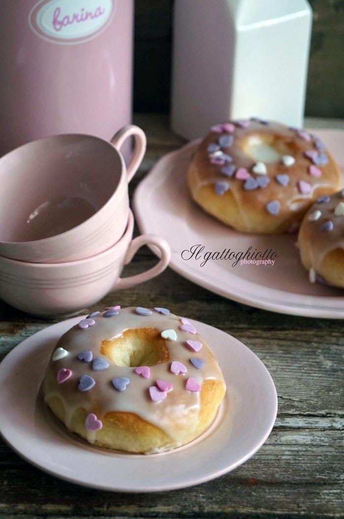 """Donuts (o quasi) al forno per dire al tuo amore """"Buongiorno!"""""""