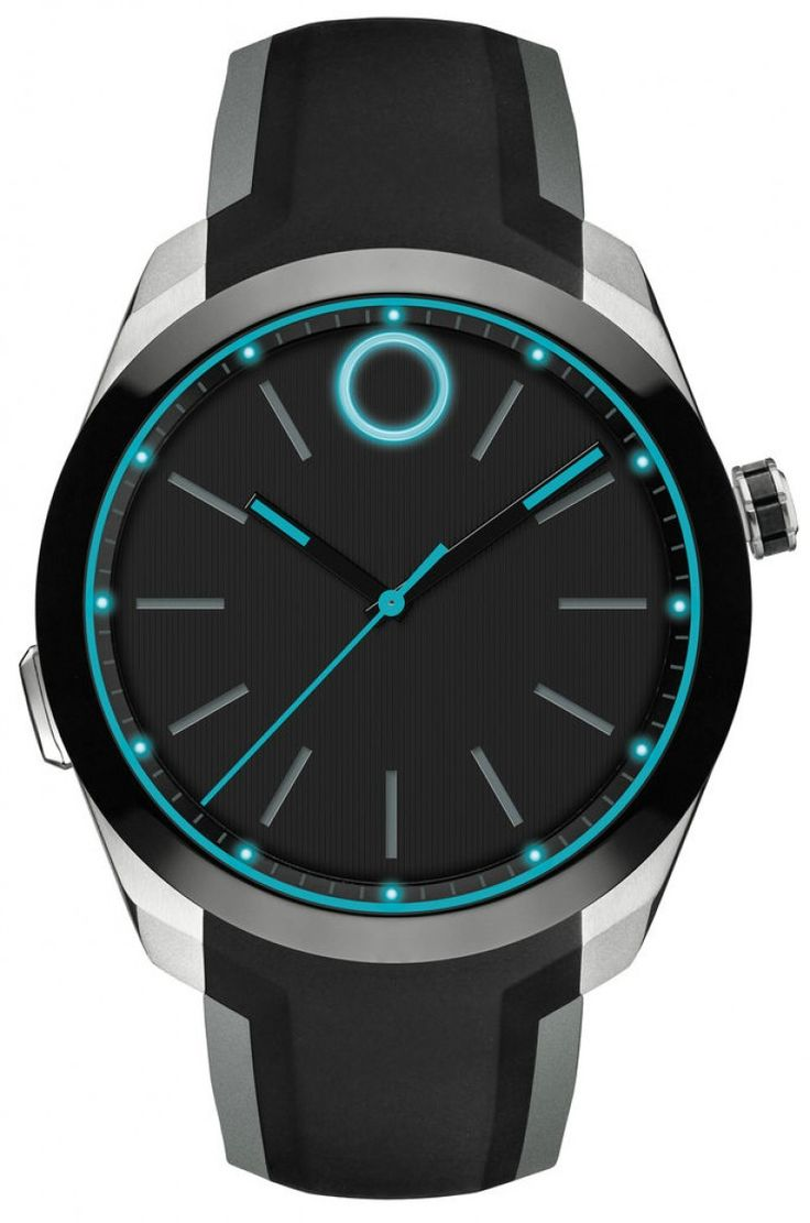 Movado Bold Motion watch from the future 😍
