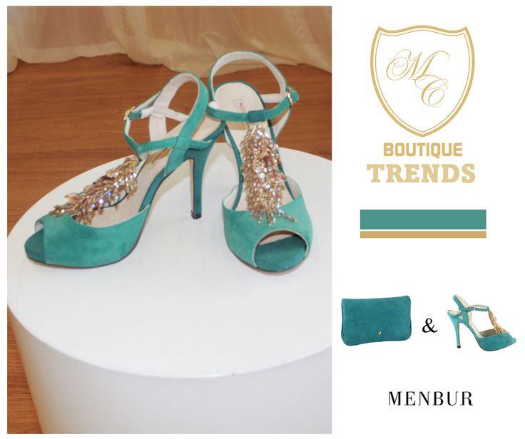 A new color is born #menbur