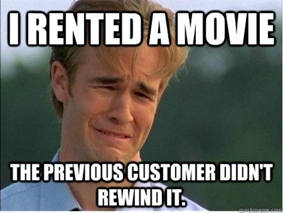 14 First World Problems From The 90s. Remember watching Spirit and having to rewind it all the time!