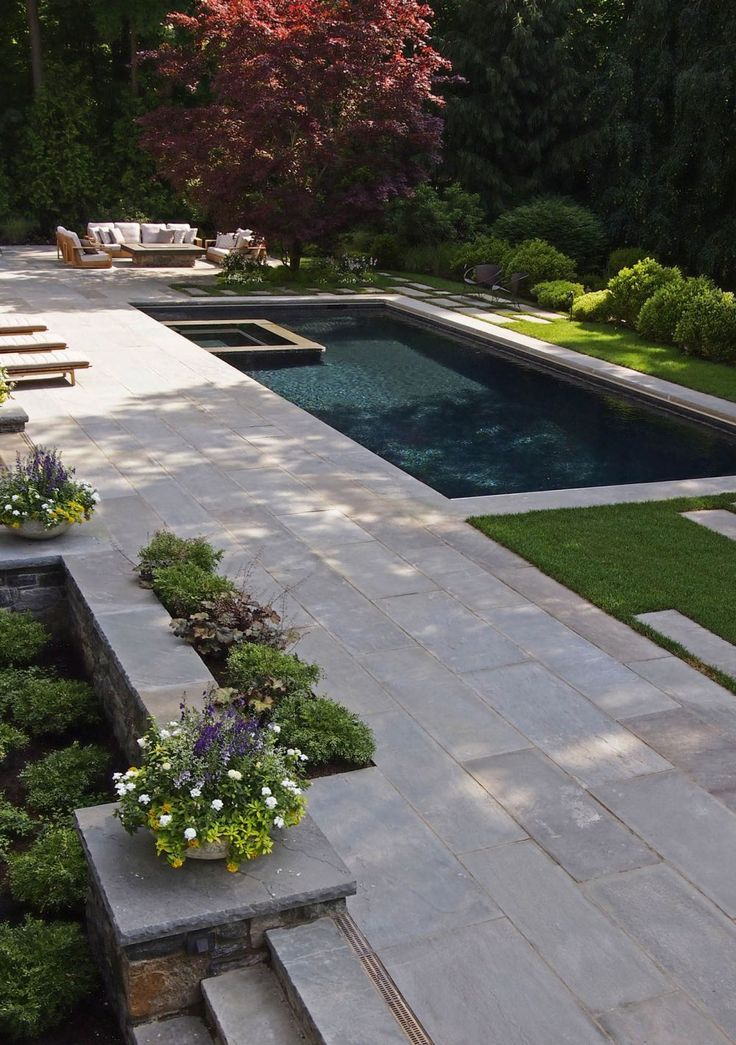 710 best Pool Landscaping and Decking images on Pinterest ...