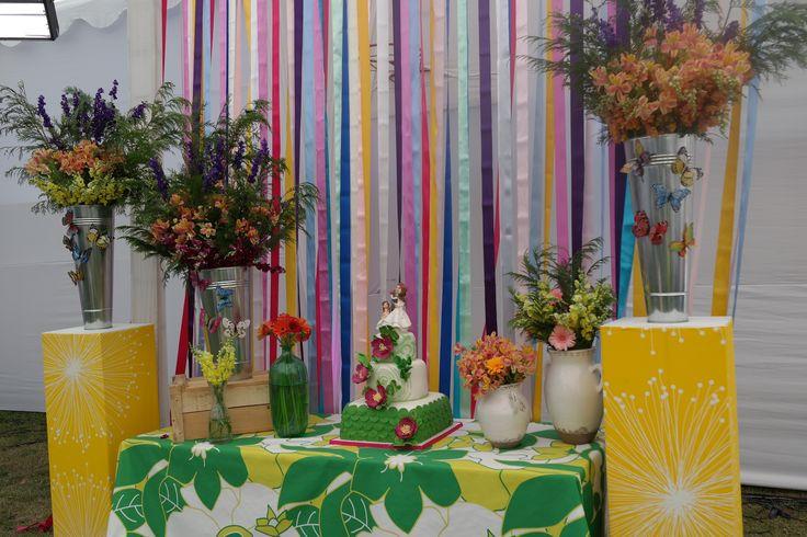 Decoración Matrimonio Primaveral. #losdecoradores