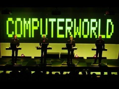 Kraftwerk - Numbers & Computer World Live - YouTube