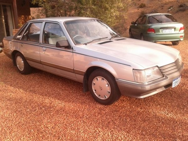1985 HOLDEN COMMODORE SL VK $8000