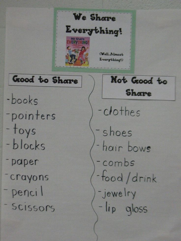 170 best Pre-K Back to School images on Pinterest