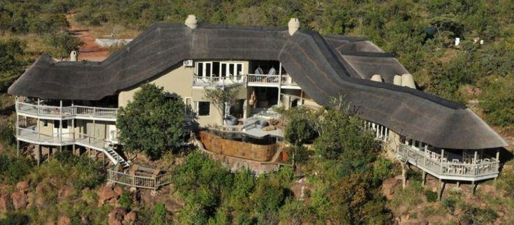 clifftop lodge