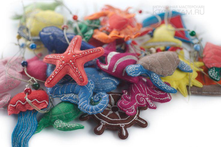 сувениры на морскую тематику, морские сувениры, подарки морские, сувенир в морском стиле, игрушки киты, дельфины, морской конёк, крабы, морские звёзды, птицы, рыбки, черепахи, maritime, sea, whale, dolphin, seahorse, crab, birds, fish, turtle, ktototam, art felt crafts, gifts, handmade, artcraft, eco gifts, boat, ship, compass,  marine eco gifts, blue, ocean, sea, gull,  anchor, beacon, bell, lifeline, sea shells, sea animals, seahorse art