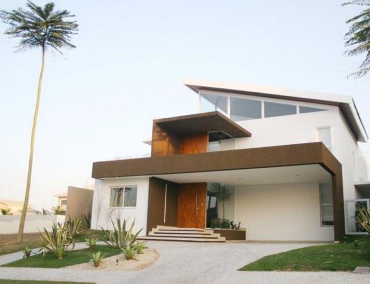 The 25 best imagenes de casas bonitas ideas on pinterest - Dibujos de casas modernas ...