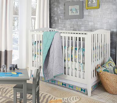 Dash Nursery Bedding Set #pbkids