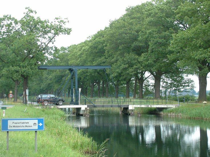 Apeldoorns kanaal  Klabanusbrug