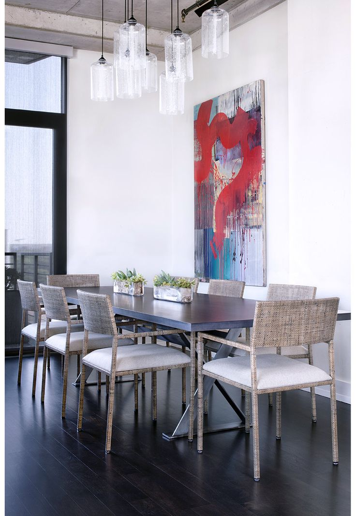 55 best images about dining room lighting on pinterest modern lighting toronto and modern - Dining room tables austin ...
