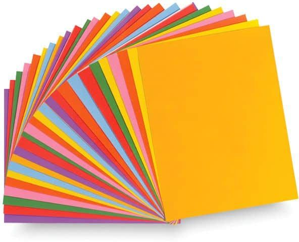 أنواع الورق واستخداماتة وأشهر 14 نوع من الورق الأرشيف