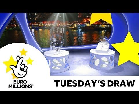The National Lottery Tuesday 'EuroMillions' draw results from 6th June 2017 - (More info on: https://1-W-W.COM/lottery/the-national-lottery-tuesday-euromillions-draw-results-from-6th-june-2017/)