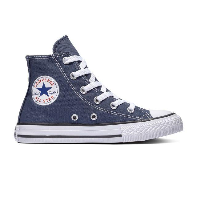 simpatía paño Conquista  Converse - Zapatillas casual de niños Chuck Taylor All Star Alta Lona  Converse en 2020 | Zapatillas casual, Chuck taylor, Chuck taylors