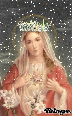 Immaculate Heart of Mary, Queen of Heaven