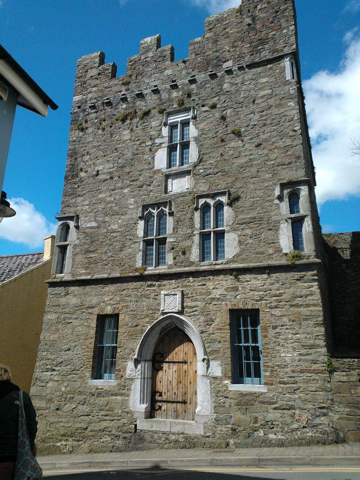 Desmond Castle, Kinsale. Built c. 1500