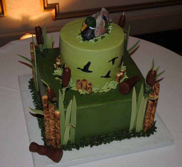 hunting cakes - Google Search