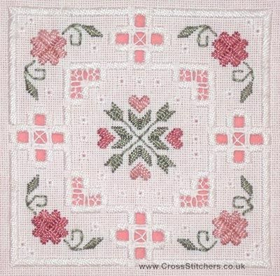 Classic Embroidery - Jade Hardanger Kit
