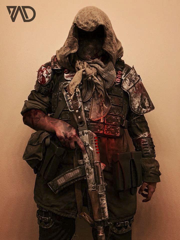 apocalyptic road warrior - photo #34
