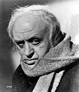 Alastair Sim in Scrooge (1951)
