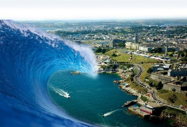 Could Canaries volcano really cause a mega-tsunami that would wipe out Plymouth? - Plymouth Herald