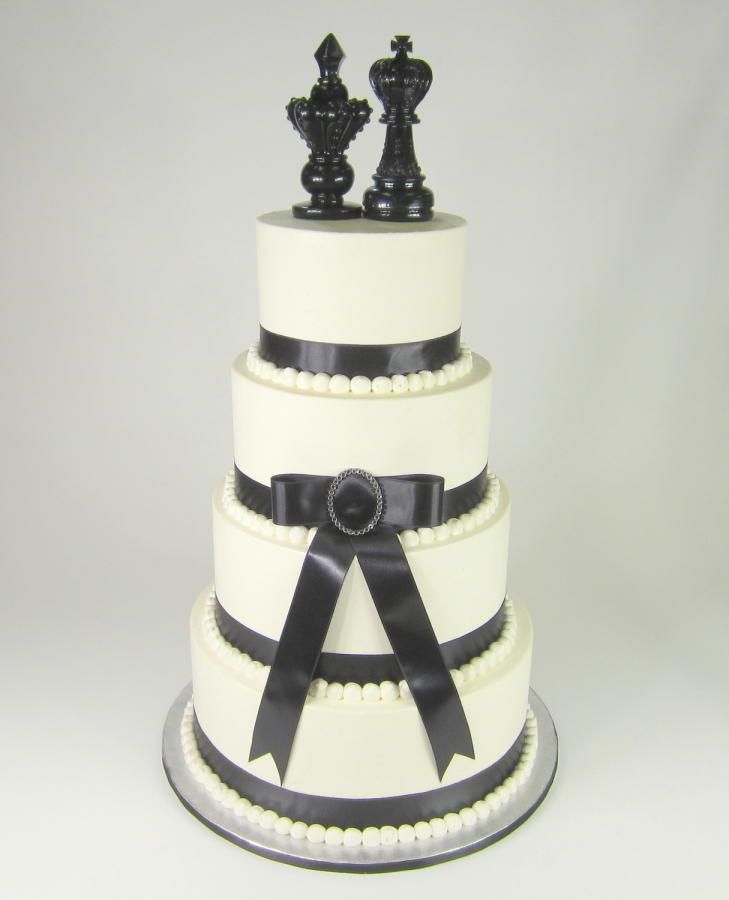 Wedding Cake Inspiration Ideas: Cakes & Cake Decorating ~ Daily