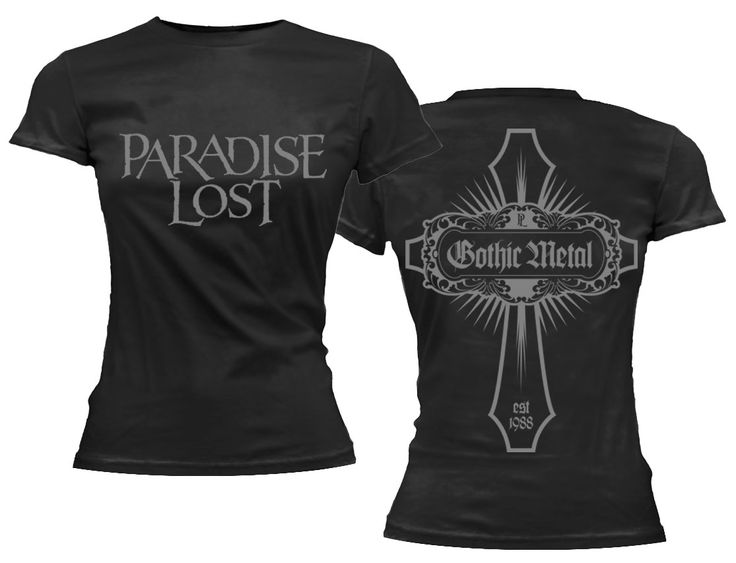 Paradise Lost Gothic Metal Ladies for $19.95  http://www.jsrdirect.com/bands/paradiselost/paradise-lost-gothic-metal-ladies-tshirt    JSR Direct is now the Official North American webstore for OMERCH! Your #1 online store to find Paradise Lost merchandise! #paradiselost #omerch #metal #bandmerch #merchandise #band #bands #metalbands #metalmerch