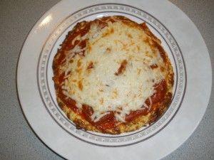 Lean and Green Cauliflower crust pizza is to die for. I'm coach NatalieJo  http://www.nataliejo.tsfl.com