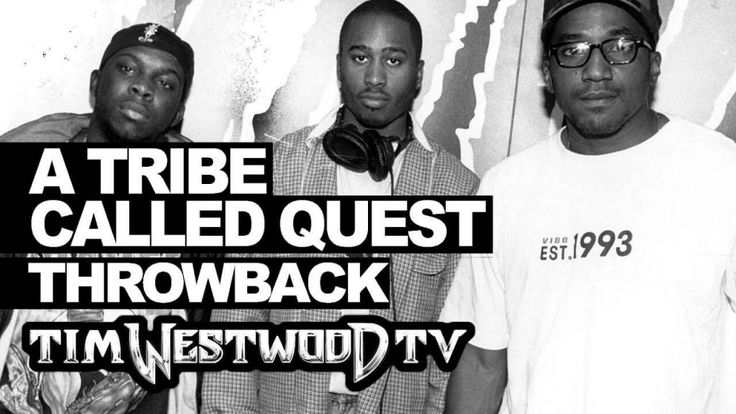 That Time A Tribe Called Quest Did This Freestyle On 'The Tim Westwood Show' Back In 1996...