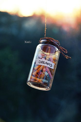 Jar full of dreams