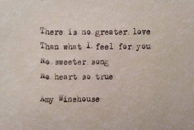 A personal favourite from my Etsy shop https://www.etsy.com/uk/listing/251881502/amy-winehouse-there-is-no-greater-love